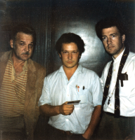 mit Jack Nance und David Lynch